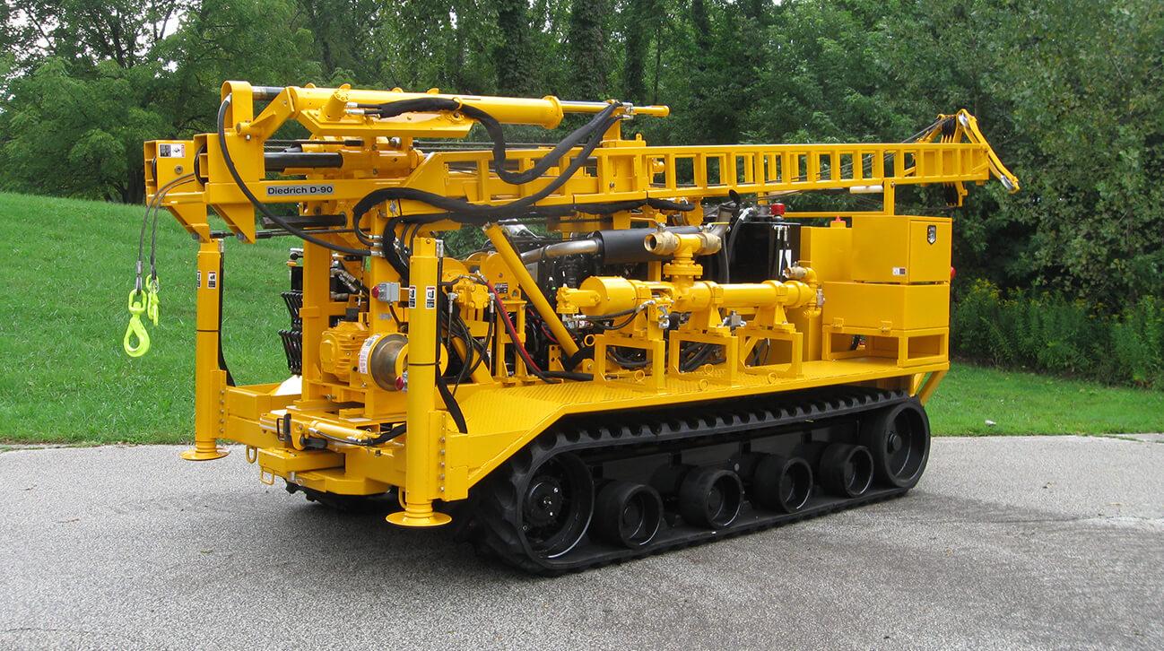 Diedrich Drill D-90 Drill Rig
